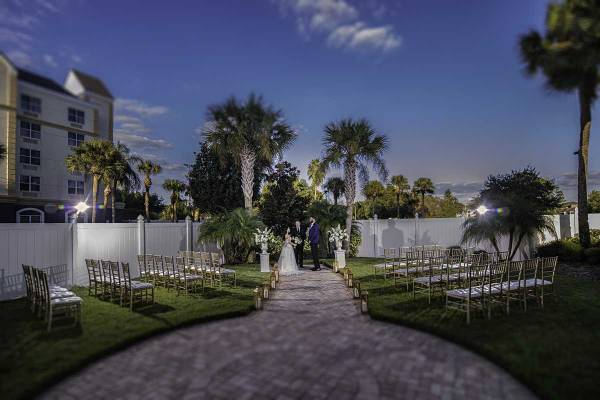 Intimate Weddings of Orlando Sheraton Lake Buena Vista